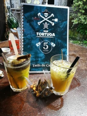 Foto's van restaurant Tortuga Bar Bar à Rhum in Durbuy