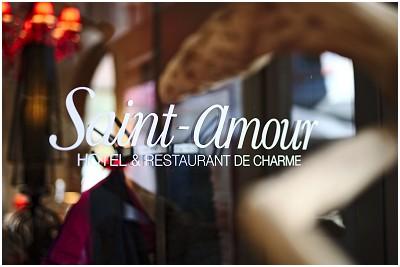 Le Saint-Amour Restaurant - Hôtel in Durbuy