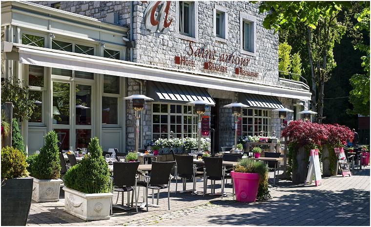 Restaurant Le Parc Saint