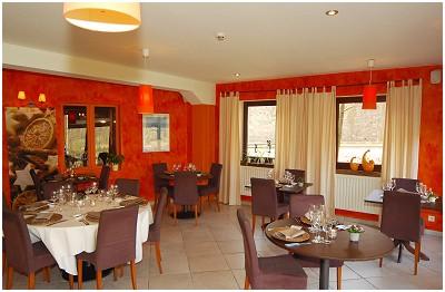 Au Moulin de Hamoul Restaurant gastronomique à Rendeux