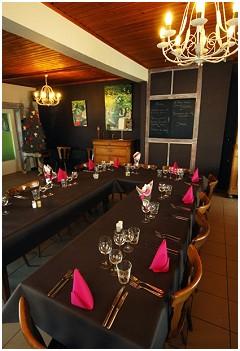 Réserve du Château Cuisine française in Maffe