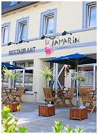 Restaurant Le Tamarin - �ghez�e