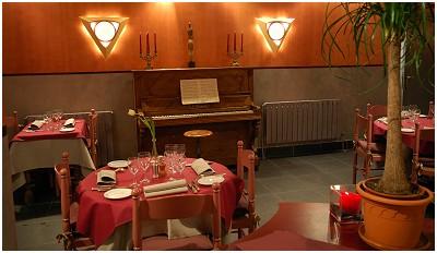 L'Orange Rose Restaurant à Éghezée