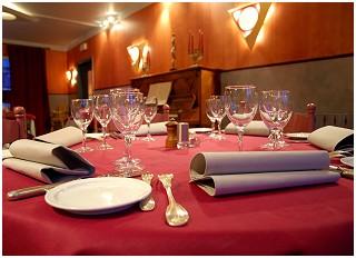 L'Orange Rose Restaurant in Éghezée