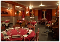 Restaurant L'Orange Rose - �ghez�e