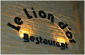 Le Lion d'Or Restaurant à Ethe