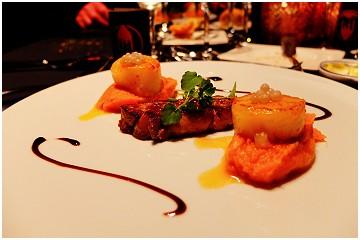 Les Amis de Patrick Restaurant in Faulx-les-Tombes