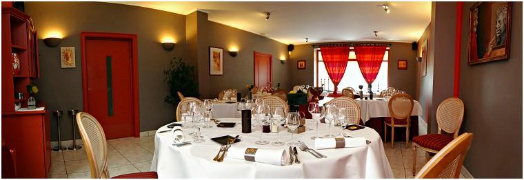 Le Relais Gourmand Restaurant in Floreffe