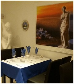 Le Syrtaki Restaurant in Florenville