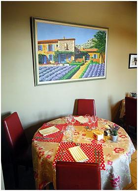 Le Mas des Cigales Restaurant à Floriffoux