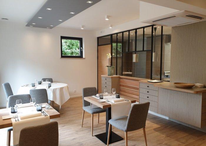 120 Côté Cour Restaurant à Gentinnes