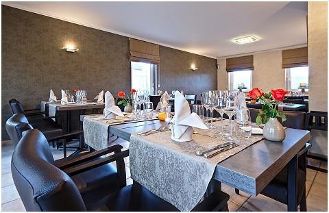 Le Nuits-Saint-Georges Restaurant - Traiteur à Gerpinnes