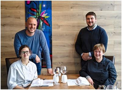 Le P'tit Troquet Restaurant à Godinne