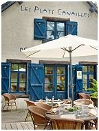 Restaurant Les Plats Canailles de la Bleue Maison - Habay-la-Neuve