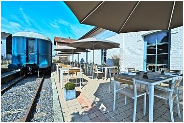 Photos du restaurant La Gare d'Hamois Restaurant à Hamois