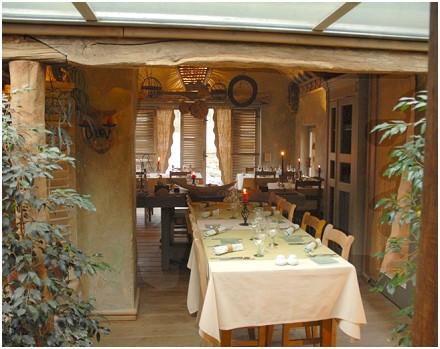 La Gargouille Restaurant à Heyd (Durbuy)