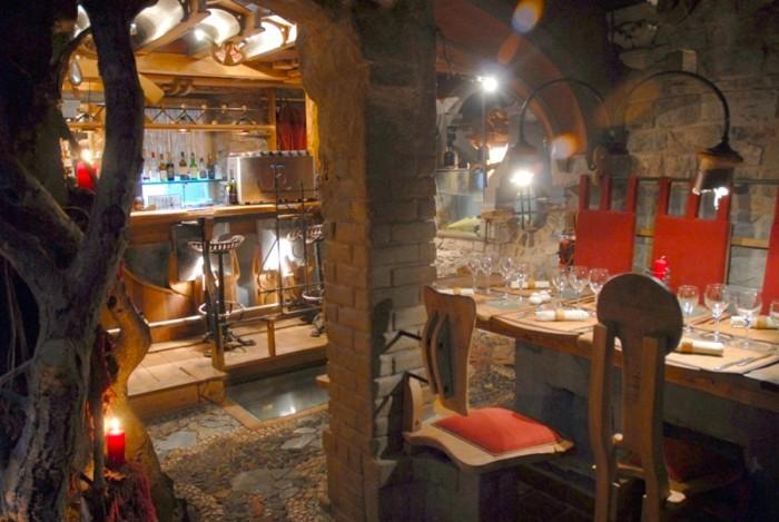 La Marmite des Trolls Restaurant à Heyd (Durbuy)