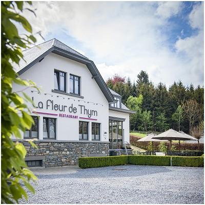 La Fleur De Thym Restaurant A Houffalize