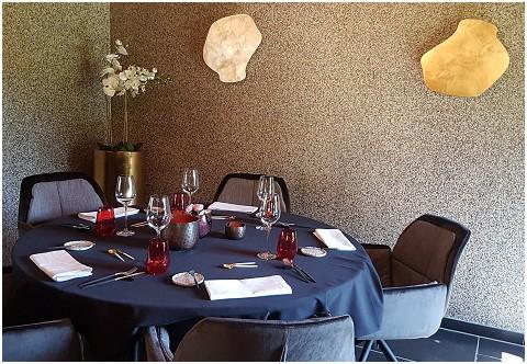 La Fleur de Thym Restaurant in Houffalize