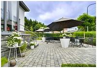 Terrasses Des Restaurants A Bihain Vielsalm Centre La Carte Be