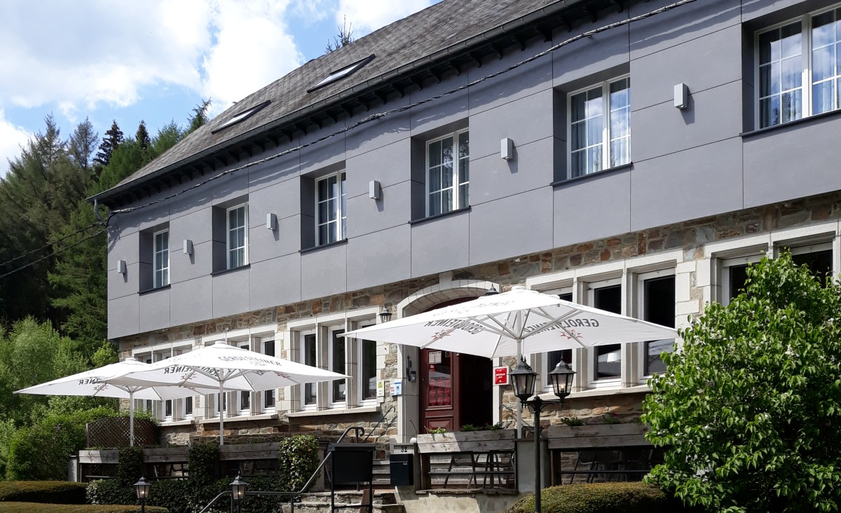 L'Ermitage Bistrot des Saveurs in Houffalize