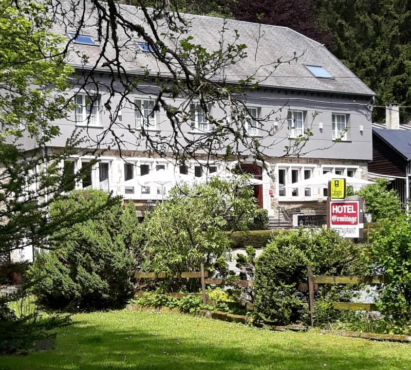L'Ermitage Bistrot des Saveurs à Houffalize