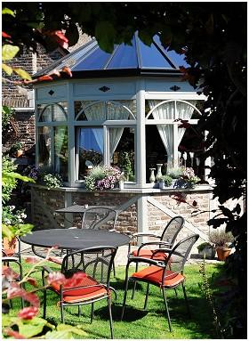 Foto's van restaurant Le Jardin de Caroline Restaurant gastronomique in Housse