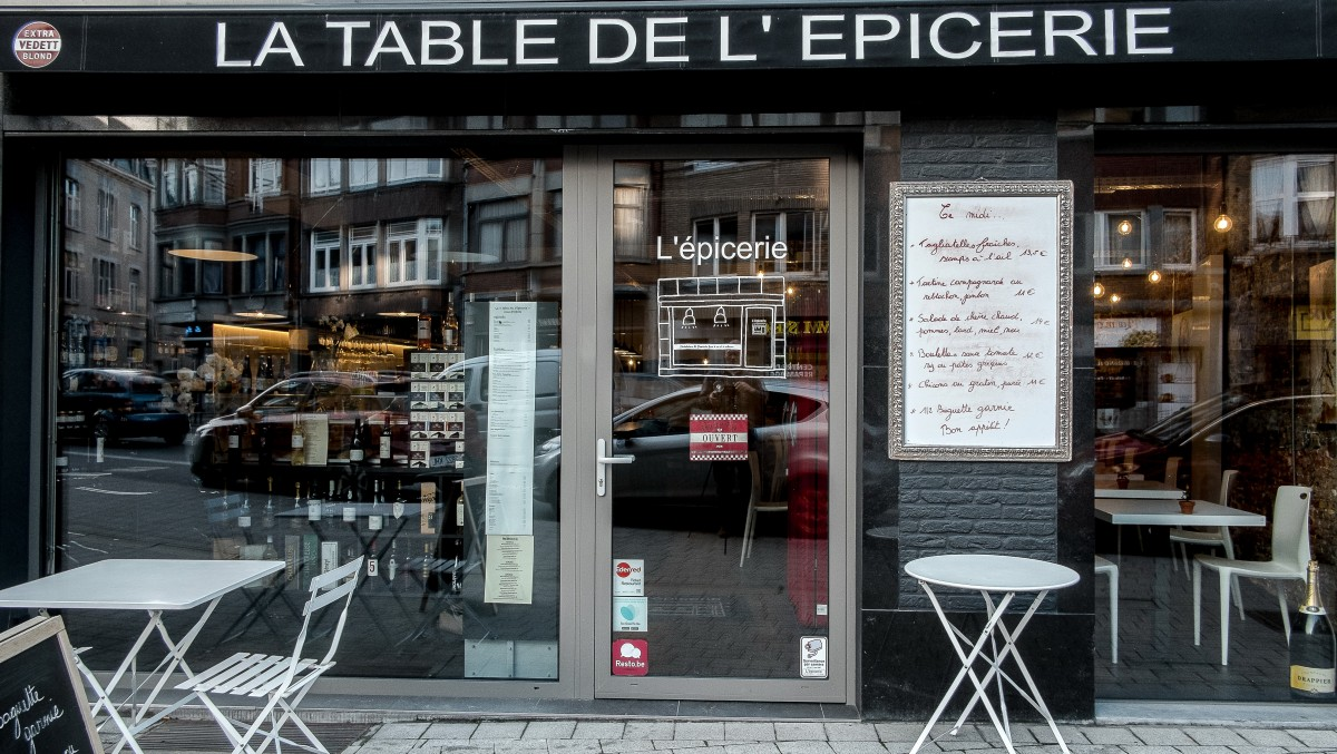 La table de l'épicerie Restaurant - Epicerie in Jambes