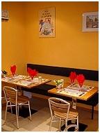 Restaurant La Licorne Ecarlate - Jambes
