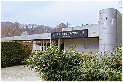 La Plage d'Amée Restaurant à Jambes
