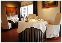 Gastronomische restaurant La Villa du Hautsart - Mélin