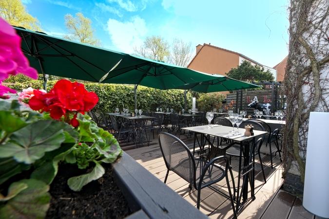 La laiterie Restaurant in Linkebeek