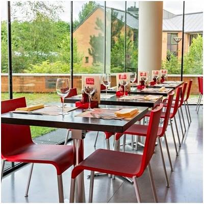 Le Petit Vingtième Restaurant du Musée Hergé à Louvain-la-Neuve