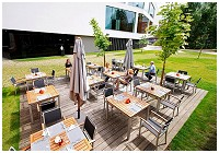 Restaurant du Musée Hergé Le Petit Vingtième - Louvain-la-Neuve