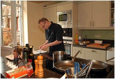 Arnaud Del Nero Chef coq à domicile - Service traiteur à Rivière