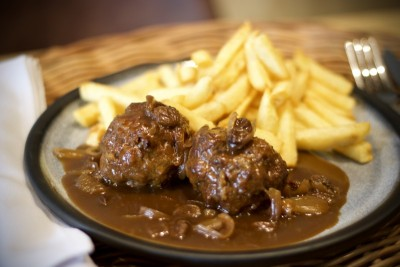 Homemade by Au fil de vos envies Restaurant in Lustin