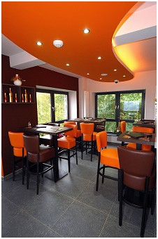 Le Belvédère Restaurant panoramique à Lustin