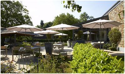 Le Beau Séjour Restaurant gastronomique - Hôtel in Nassogne