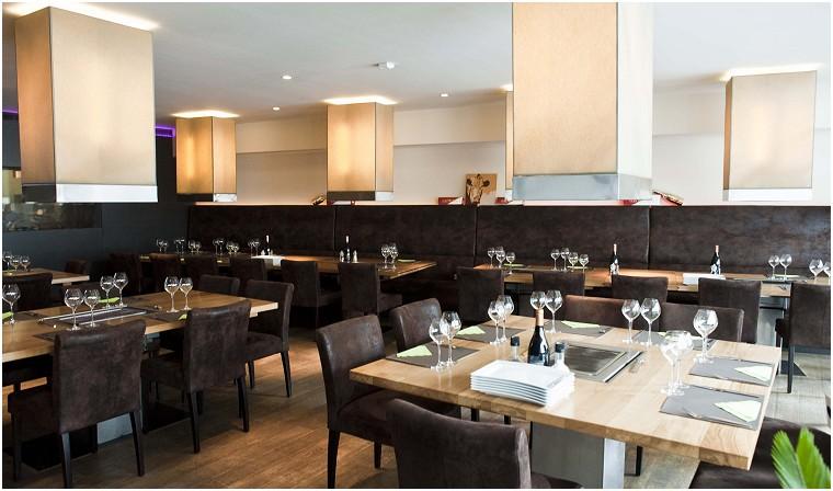L'Effet Boeuf Restaurant - Charbonnades in Marche-en-Famenne