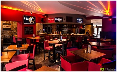 MandaBar Restaurant - Bar in Marche-en-Famenne