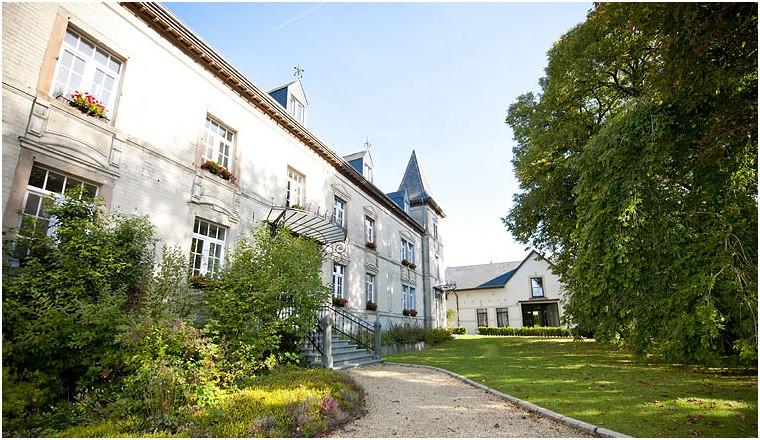 Le Château de Strainchamps Hôtel-Restaurant à Strainchamps (Fauvillers)