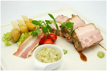 N4 Brasserie - Grill - Hôtel in Martelange