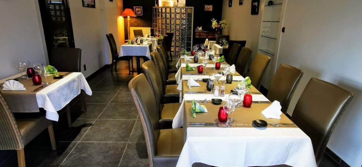 La Table de Lise Restaurant - Traiteur in Meux