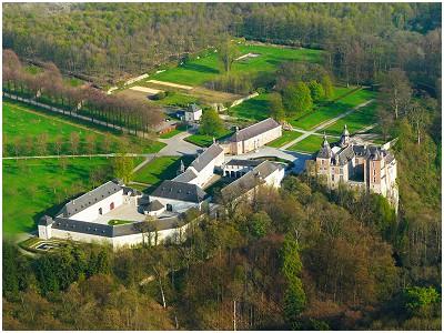 Domaine du Château de Modave : La Bistronomie du Château Restaurant in Modave