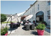 restaurant Domaine du Château de Modave : La Bistronomie du Château