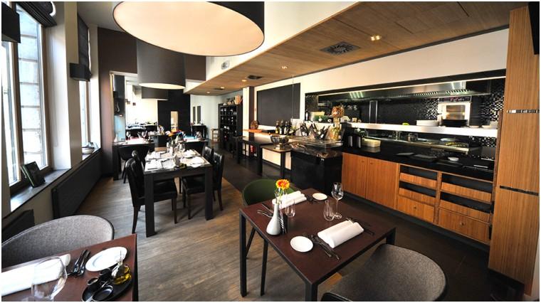 Les Gribaumonts Restaurant gastronomique à Mons