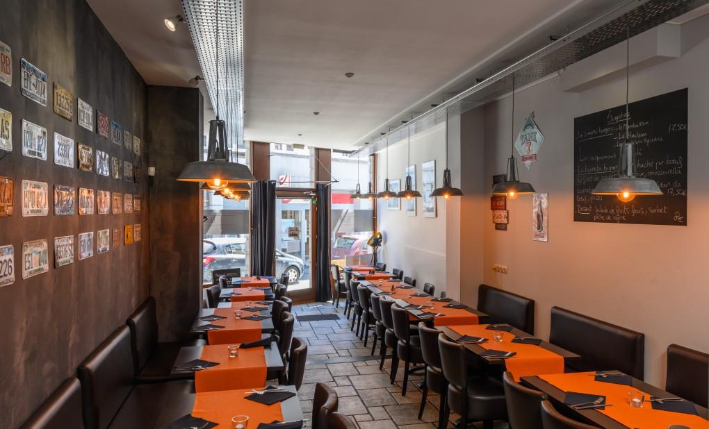 Twenty Buns Restaurant - Burger à Mons