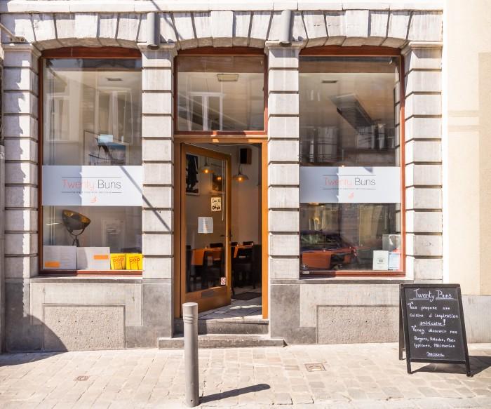 Twenty Buns Restaurant - Burger à Bergen