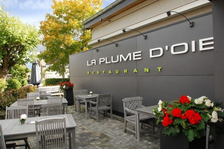 La Plume d'Oie Restaurant à Nadrin