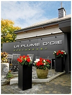 Restaurant La Plume d'Oie - Nadrin